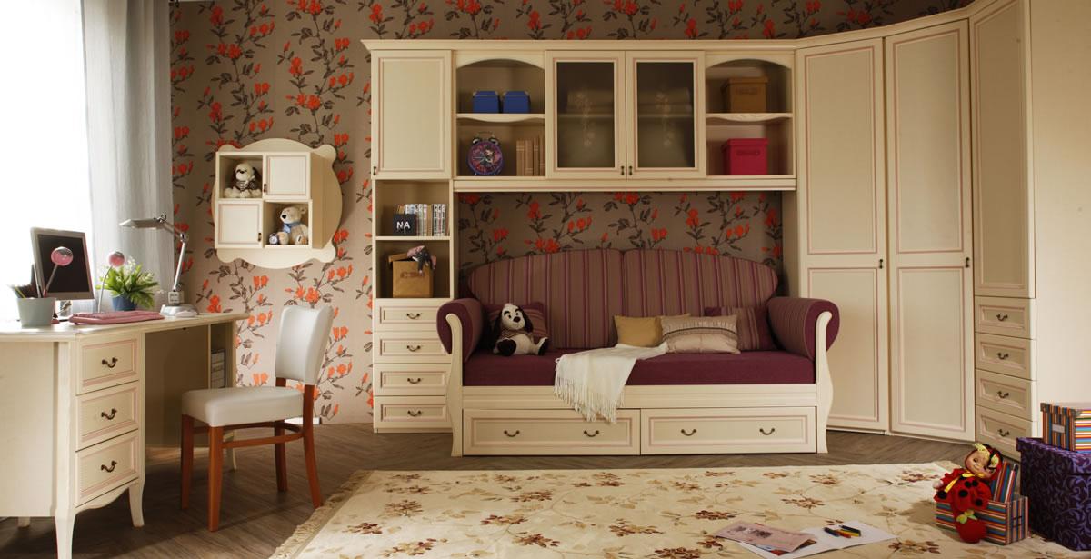 детские диваны комнаты фото